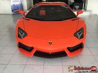 2018 Lamborghini aventator for sale in Nigeria