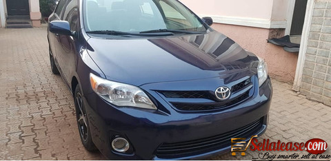 Tokunbo Toyota corolla 2013 for sale in Abuja, Nigeria
