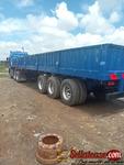 Flat trailer beds