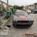 Tokunbo Dodge challenger 2014 for sale in Nigeria