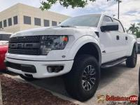 Tokunbo 2013 Ford Raptor for sale in Nigeria