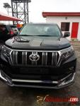 Brand new 2019 Toyota land cruiser Prado for sale in Nigeria