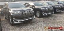 Brand new 2019 Toyota land cruiser Prado for sale in Nigeria