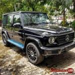 Brand new 2019 Mercedes Benz G500 for sale in Abuja, Nigeria.