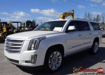 Tokunbo 2016 Cadillac escalade for sale in Nigeria