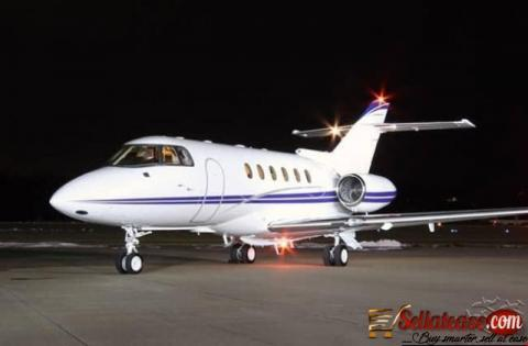 2004 Hawker 800XP Private jet for sale in Nigeria