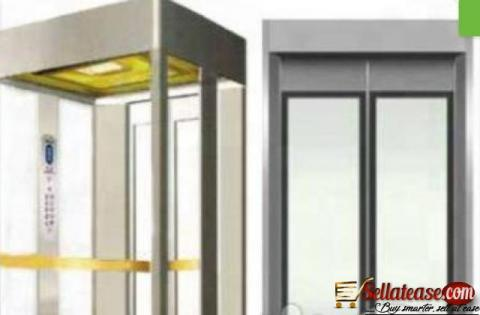 Passenger Lift Outdoor Elevator by HIPHEN SOLUTIONS