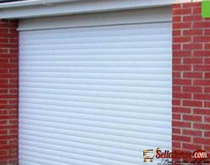 Automatic Roller Shutter Garage Doors BY HIPHEN SOLUTIONS