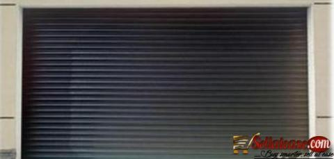 One Piece Rolling Shutter Garage Door BY HIPHEN SOLUTIONS
