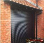 Galvanized Steel Rolling Shutter Door BY HIPHEN SOLUTIONS