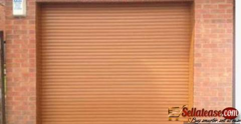 Aluminum Alloy Rolling Shutter Garage Door BY HIPHEN SOLUTIONS