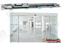 Automatic Glass Door Operator BY HIPHEN SOLUTIONS