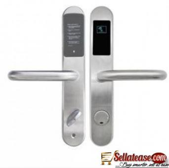 Europe Standard RFID Hotel Door Lock BY HIPHEN SOLUTIONS