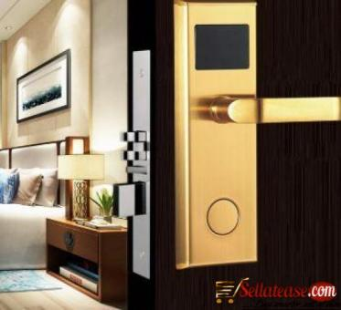 Hotel Lock With Free Management Software BY HIPHEN SOLUTIONS