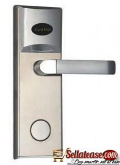 Wireless Hotel Door Lock RFID BY HIPHEN SOLUTIONS