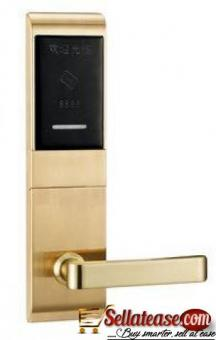 Security Door Lock With RFID Card BY HIPHEN SOLUTIONS