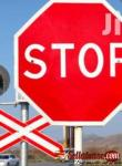 Stop Signage Post  BY HIPHEN SOLUTIONS