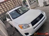 Tokunbo 2009 Toyota Rav 4 for sale in Nigeria