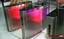 Automated Barrier Speed Gates Biometric Turnstile BY HIPHEN SOLUTIONS