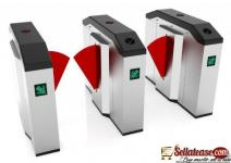 Customized Flap Barrier Gate Turnstiles BY HIPHEN SOLUTIONS