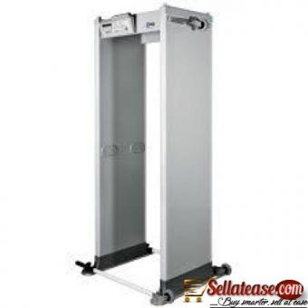 MULTI ZONE METAL SECURITY DETECTOR  BY EZILIFE