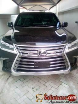 2020 Lexus Lx570 Bulletproof for sale in Nigeria
