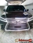 2019 Lexus Lx570 Bulletproof for sale in Nigeria