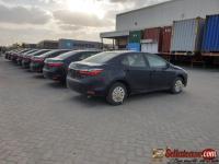 Brand new 2019 Toyota Corolla for sale in Nigeria
