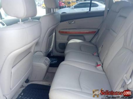 Tokunbo 2006 Lexus RX330 for sale in Nigeria