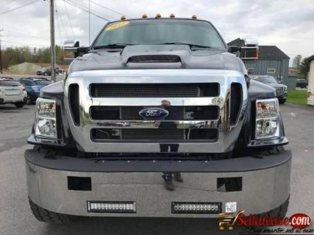 Tokunbo 2017 Ford F 150 for sale in Nigeria