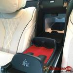 2019 Mercedes Benz S650 Pullman Maybach guard for sale in Nigeria