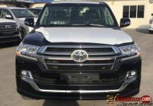 2019 Toyota land cruiser bulletproof B6 armoured for sale in Nigeria.
