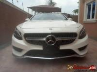 Tokunbo 2015 Mercedes Benz S550 for sale in Nigeria