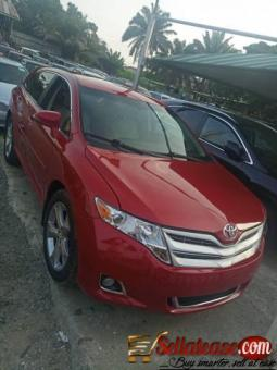 Tokunbo 2010 Toyota venza full option for sale in Nigeria