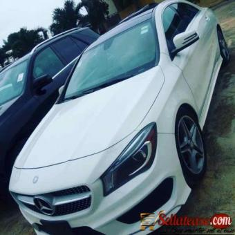 Tokunbo 2016 Mercedes Benz CLA250 for sale in Nigeria