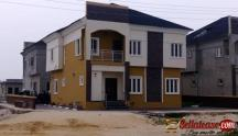 Four 4 bedroom duplex for sale in Ikota Lekki