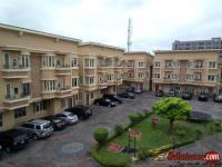 Well maintained five bedroom terraced duplex for rent in Oniru, Aja Lagos State Nigeria