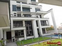 Newly built 4bedroom maisonettes for rent in Banana island