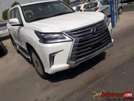 Tokunbo 2017 Lexus lx570 for sale in Nigeria