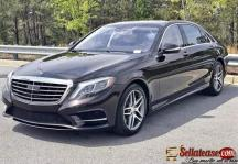 Tokunbo 2015 Mercedes Benz S550 Maybach for sale in Nigeria