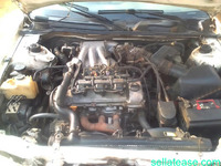 Nigerian used 2000 Toyota Camry V6 for sale