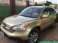 Nigerian used 2010 Honda CRV for sale in Nigeria