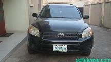Nigerian used 2006 Toyota RAV4 for sale
