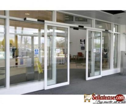 Microwave Sensor Door Automation By EZILIFE