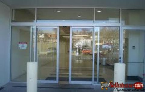 Easy Access Automatic Door By EZILIFE