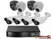 HD Analog Bullet CCTV Camera By EZILIFE