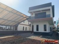 Five bedroom fully detached duplex for sale in OSAPA london LEKKI