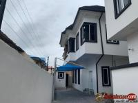5 bedroom detached duplex for sale in Osapa LEKKI Lagos