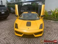 Tokunbo 2011 Lamborghini Gallardo LP570-4 for sale in Nigeria