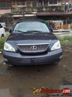 Distress sale Tokunbo 2007 Lexus RX350 for sale in Nigeria